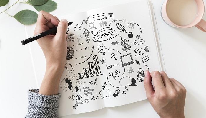 事業計画のノート