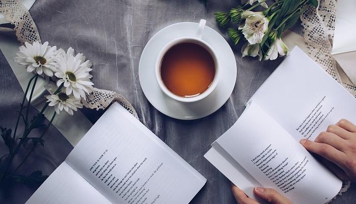 読書と紅茶