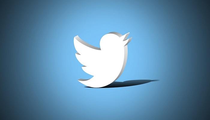 Twitterのシンボルの鳥