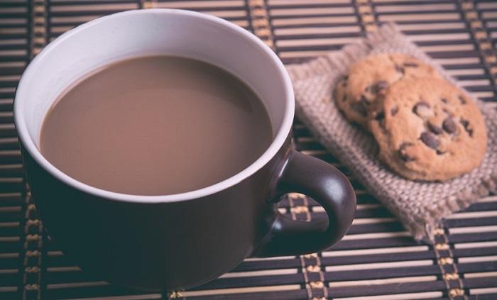 coffee-cookie